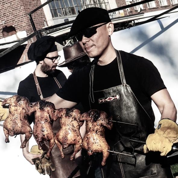 BBQ Party @Teurastamo | Patagonia BBQ Finland
